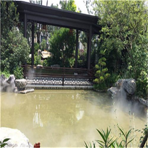 雾森造雾节能系统工程总厂直销-- 深圳市通宝环境技术有限公司