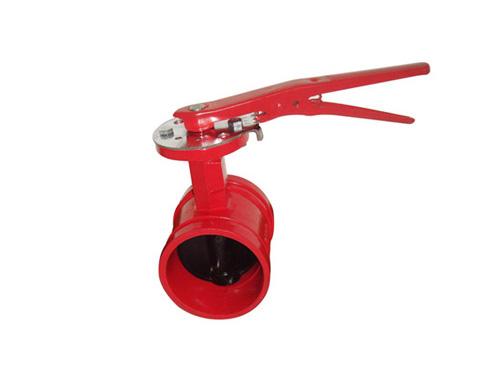 正确采购手柄沟槽蝶阀对于管道流通起很大作用-- 河北兆丰阀门制造有限公司