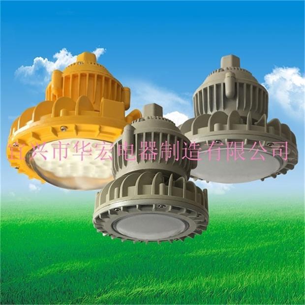 BAD808-M2防爆灯工厂 免维护节能防爆灯-- 宜兴市华宏电器制造有限公司销售部