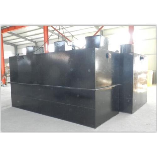 闵行地埋式一体化污水处理设备占地面积小,运行稳定-- 山东飞骥机械设备有限公司