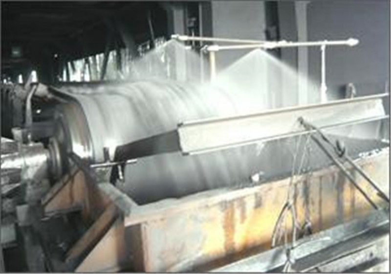 工业车间水雾除尘设备工程-- 深圳市通宝环境技术有限公司
