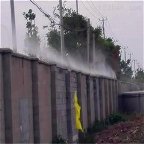 清远建筑工地环保智能喷雾除尘系统工程-- 深圳市通宝环境技术有限公司