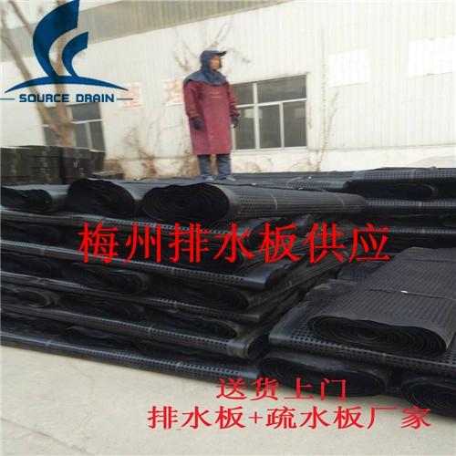 广东车库种植排水板梅州排水板供应-- 泰安市程源排水工程材料有限责任公司