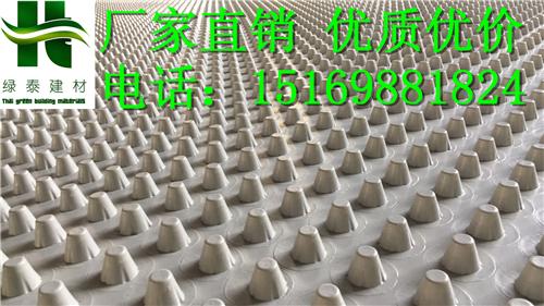 武汉30车库滤水板~湖北20高车库顶板排水板厂家-- 泰安市泽瑞土工材料有限公司