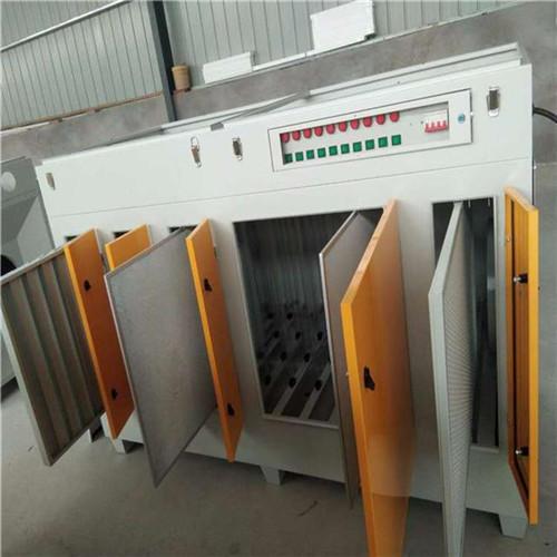 voc废弃处理公司 光氧催化废弃净化器 高效除臭-- 河北鹏清环保设备有限公司