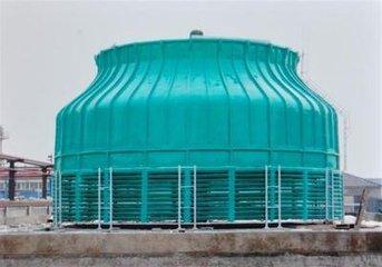 圆形逆流玻璃钢冷却塔厂家销售-- 德州特菱通风设备有限公司