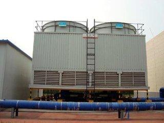 厂家供应DFN方形逆流玻璃钢冷却塔-- 德州特菱通风设备有限公司