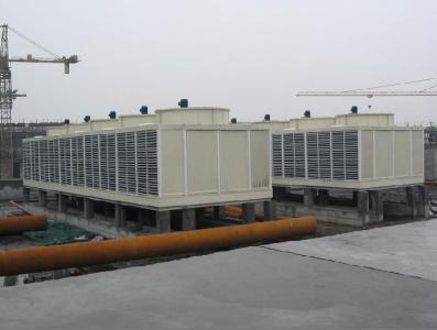 大庆DFH方形横流玻璃钢冷却塔安装-- 德州特菱通风设备有限公司