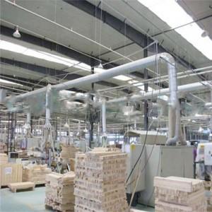 温室大棚铁皮厂房智能雾化加湿设备