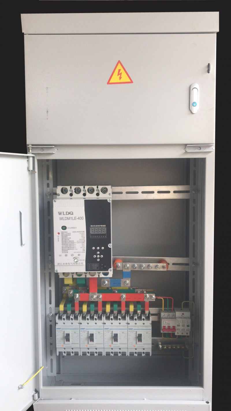 光伏并网柜带表位-- 唐山市一可光伏设备有限公司
