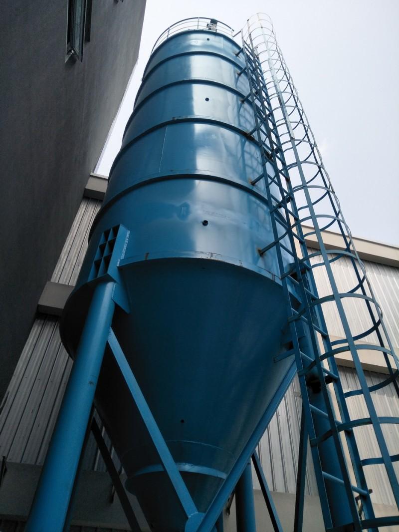 纯碱投加料仓-- 石家庄博特环保科技有限公司