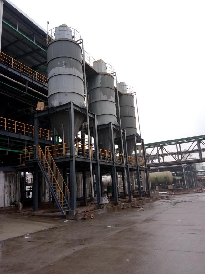 生石灰投加料仓-- 石家庄博特环保科技有限公司