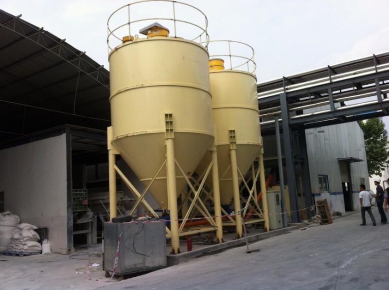 石灰料仓投加-- 石家庄博特环保科技有限公司