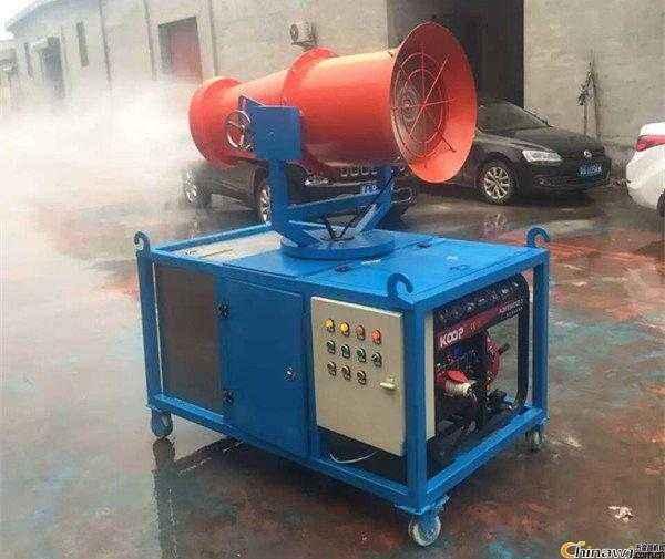 安徽合肥建筑工地环保降尘雾炮机合作厂家-- 深圳市通宝环境技术有限公司