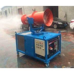 安徽合肥建筑工地环保降尘雾炮机合作