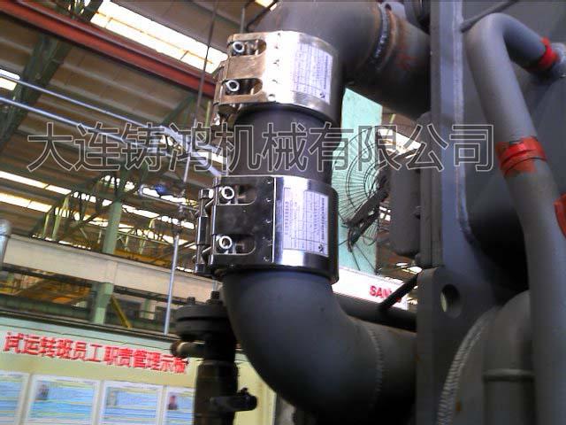 管道修补器|管道连接器-- 大连铸鸿机械有限公司