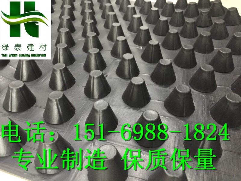 贵州蓄排水板厂家|贵阳3公分地下室底板排水板保质量-- 泰安市泽瑞土工材料有限公司