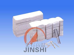 高温淬火炉保温隔热用硅酸铝纤维折叠块施工技巧-- 金石高温材料有限公司