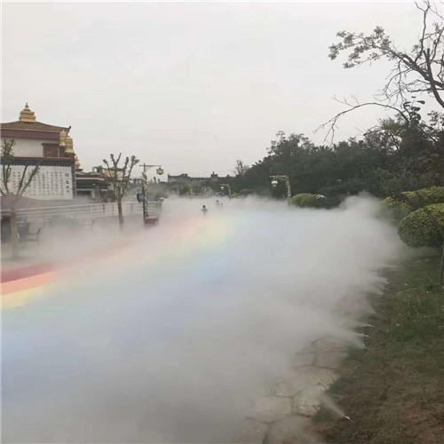 游乐园迪斯尼人造雾权威厂家制造-- 深圳市通宝环境技术有限公司