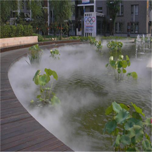 园林绿化雾景冷雾人造雾系统行业5强制造商-- 深圳市通宝环境技术有限公司