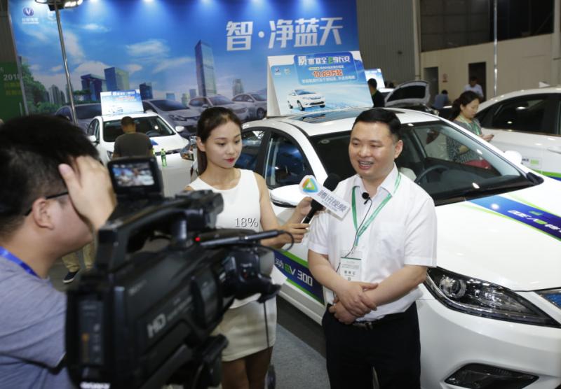 成都国际新能源车展媒体系列报道一:展商评价