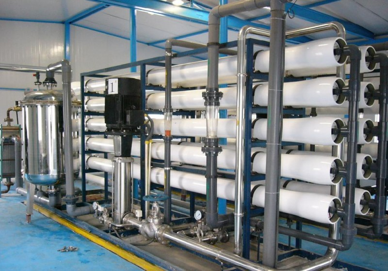 现货销售制药用纯水设备-- 晋城市君浩环保科技有限公司