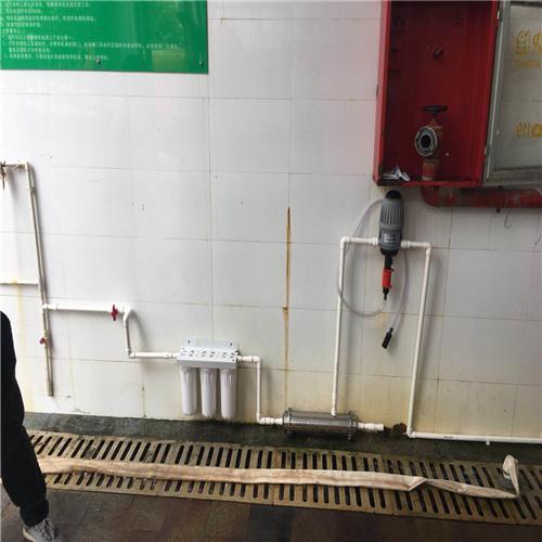 养殖场卫生间垃圾站环境除臭设备厂家直销-- 深圳市通宝环境技术有限公司