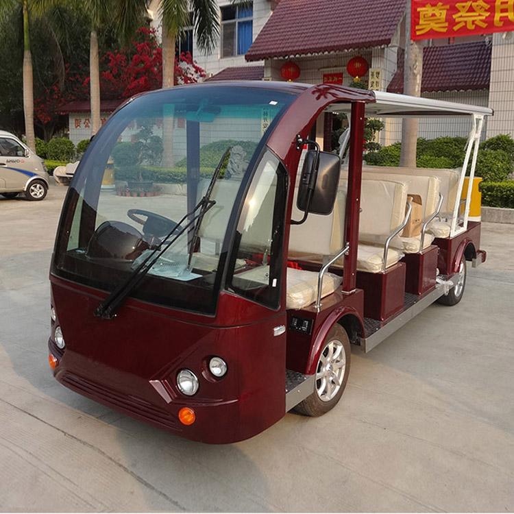 龙门石窟11座游览车,旅游电瓶车,电动观光车-- 渭南克里斯特商贸有限公司