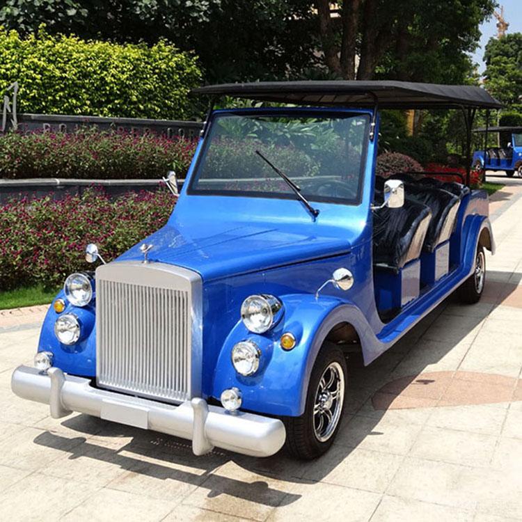 8座电动老爷车,香格里阿大酒店接待车,豪华老爷车-- 渭南克里斯特商贸有限公司