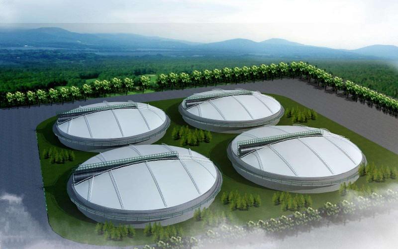 湖北污水池加盖设计施工-- 湖北玖晟建设有限公司