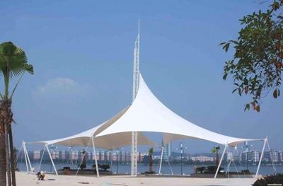 湖北襄阳膜结构设计施工-- 湖北玖晟建设有限公司