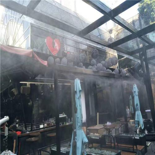 户外喷雾降温设备生产厂家-- 深圳市通宝环境技术有限公司