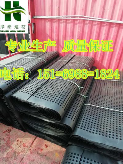 信阳\安阳2公分排水板车库顶板新闻现货15169881824-- 泰安市绿泰蓄排水板厂家