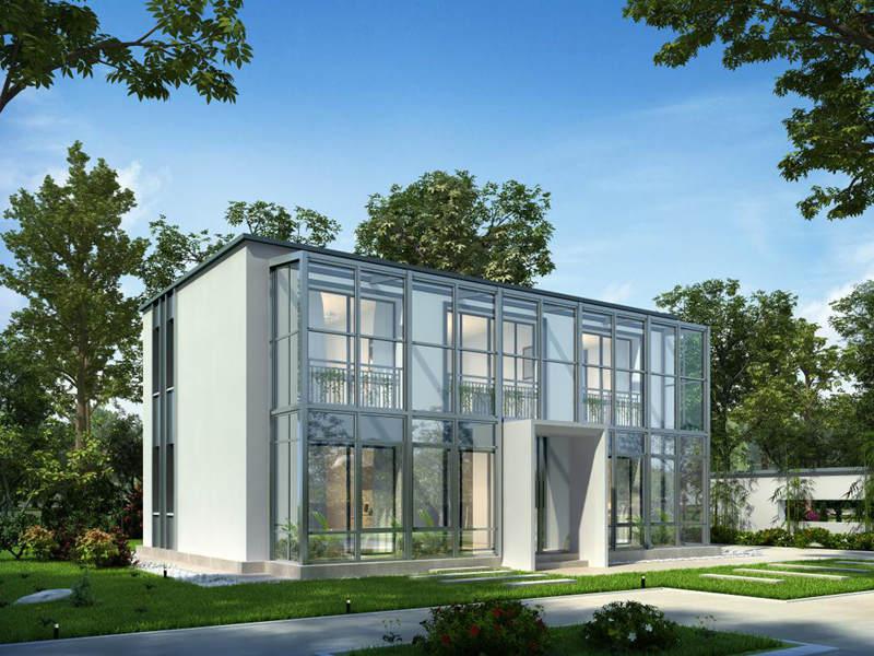 SW装配式超低能耗建筑,建老百姓住得好买得起的好房子-- 北京华美科博科技有限公司