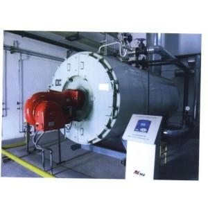WNS低氮冷凝式燃油燃气节能锅炉1吨—