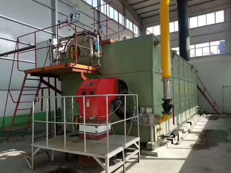 SZS燃气燃油冷凝式蒸汽、热水锅炉4吨—80吨-- 山东泰安山锅集团有限公司