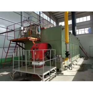 SZS燃气燃油冷凝式蒸汽、热水锅炉4吨