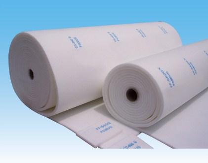 顶棉 天井棉 顶蓬棉 过滤棉 过滤材料供应-- 上海新锐过滤材料有限公司