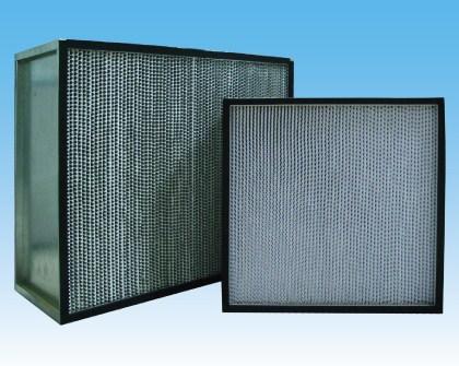 中效过滤器有隔板过滤器空气过滤器过滤材料供应-- 上海新锐过滤材料有限公司