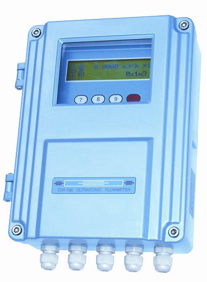 大连海峰TDS-100管段一体式超声波流量计-- 大连海峰伟业仪器有限公司