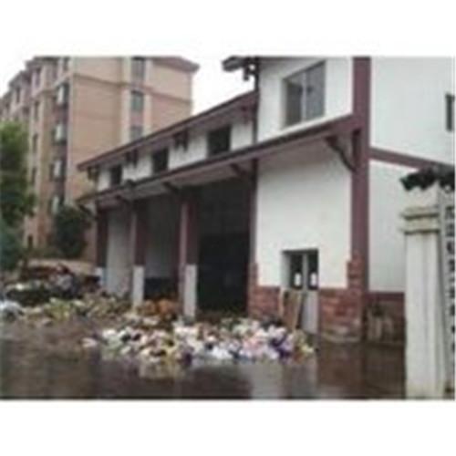 江西抚州室外垃圾站智能喷淋除臭系统-- 深圳市通宝环境技术有限公司