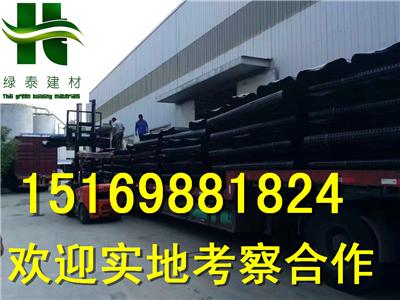 沧州1\2公分车库排水板送货含施工15169881824-- 泰安市泽瑞土工材料有限公司