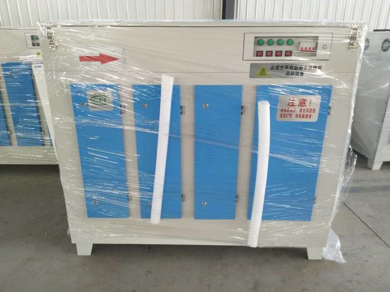 沧州厂家直销   uv光氧设备  光氧等离子一体机-- 沧州科信环保