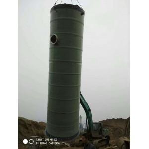 建湖生产一体化污水提升泵站厂家