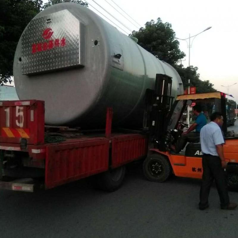北京一体化预制泵站生产厂家-- 盐城金泽供水设备有限公司销售部