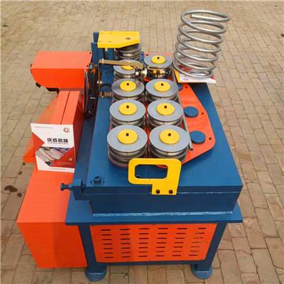 厂家直销 大棚弯管机 钢管弧度任意弯曲 现货供应-- 沧州庆成机械制造有限公司