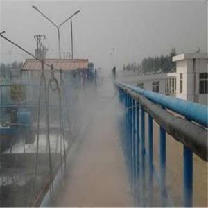 厂家实时报价深圳垃圾中转站除臭设备