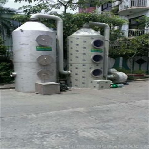 垃圾站化工厂生物除臭塔厂家专注供应-- 深圳市通宝环境技术有限公司
