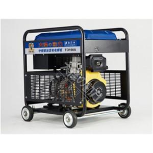 小型230A柴油发电电焊一体机