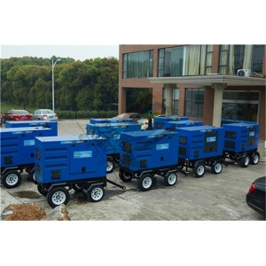 大泽动力500A柴油自发电电焊机厂家